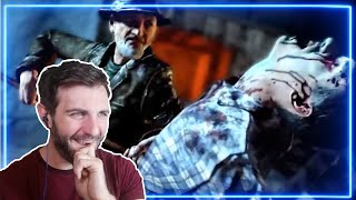 Zombie Expert REACTS to Call of Duty: Zombies | Experts React