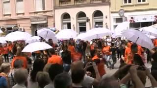 Maturantska parada 2013 - Sremska Mitrovica