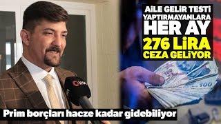 Türkiye'de İkametgahı Bulunan Gurbetçiler Prim Ödemek Zorunda Kalıyor