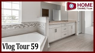 Open House Tour 59 - Brentwood Ranch Home at Lakes of Boulder Ridge by Plote Homes