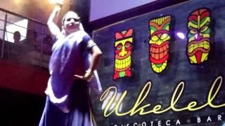 Demostracion danza Hindú Arte Violeta
