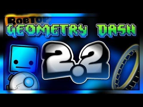Geometry Dash 2.2 Release News - 2 New Sneak Peeks! (GD New Update Features)