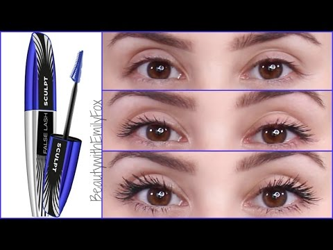 First Impression: LOreal Voluminous Butterfly Sculpt Mascara