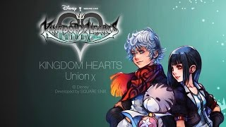 Kingdom Hearts Union X [Cross] - Global Site & Pre-Register