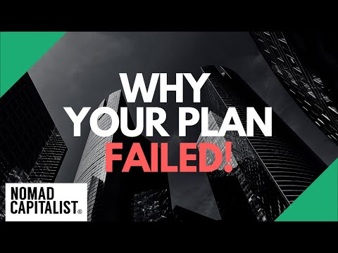 Why Your Offshore Plan is Failing