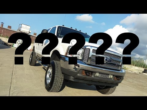 New Truck! Do I still have the 7.3??? Update video!