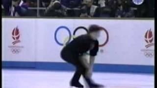 Michael Slipchuk SP 1992 Albertville Winter Olympic Games