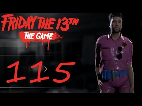 [115] New Halloween Costume DLC! (Friday The 13th The Game)