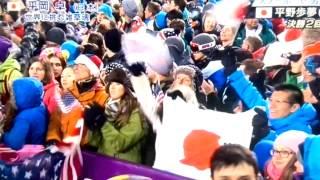 平岡卓!ソチオリンピックハーフパイプ決勝! 平岡卓 検索動画 20