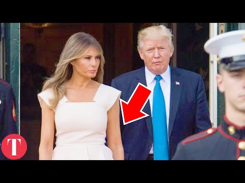 20 Strict Rules Melania Trump MUST Follow