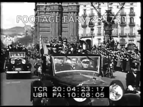 1930s Spain, Barcelona 221730-13 | Footage Farm