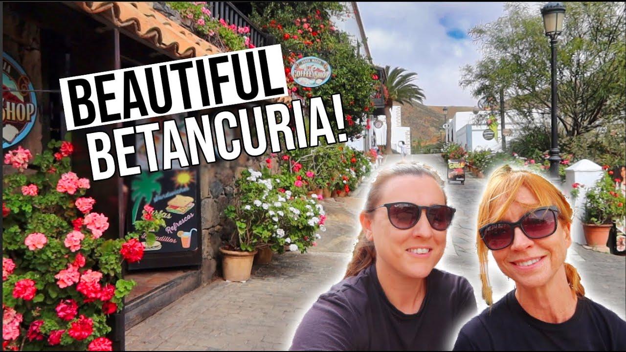 Download Betancuria - Fuerteventura's Prettiest Town!