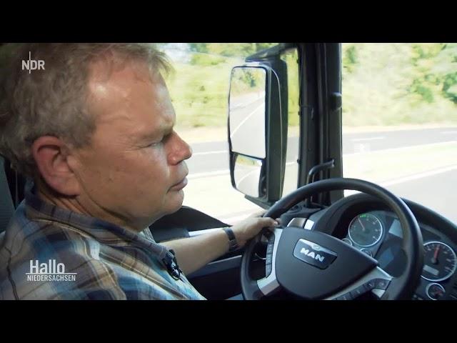 Unterwegs mit einem Lkw Fahrer - Ytube.Org България