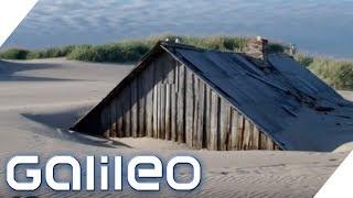 Dieses russische Dorf versinkt im Sand: Wie leben die Menschen hier? | Galileo | ProSieben