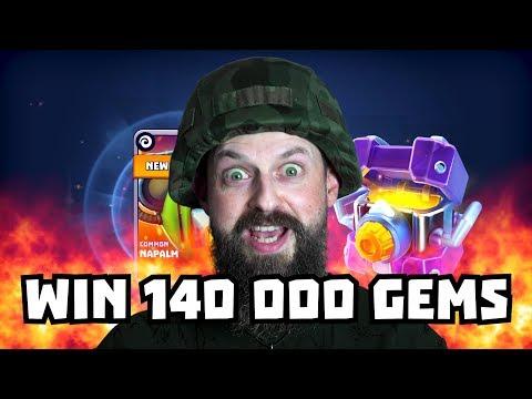 Tanks A Lot! 140k Gems Give-away Episode #1