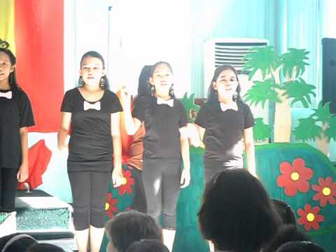 "Recital.... ""The Owl & the Pussycat"""