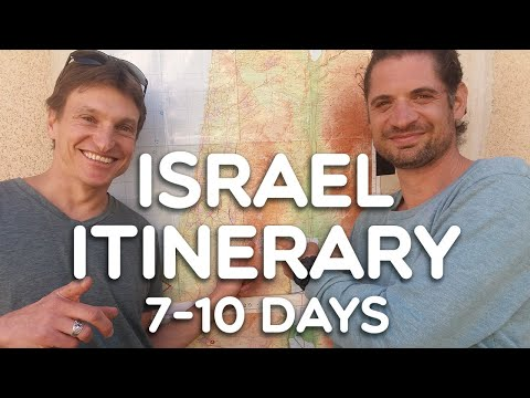 7- To 10-day Israel Itinerary (Tips From Two Guides!)