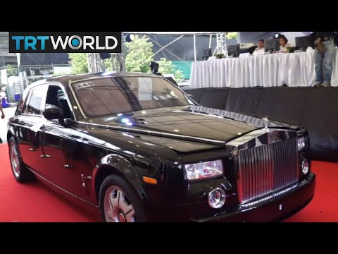 Money Talks: Thai customs officials auction off stolen cars
