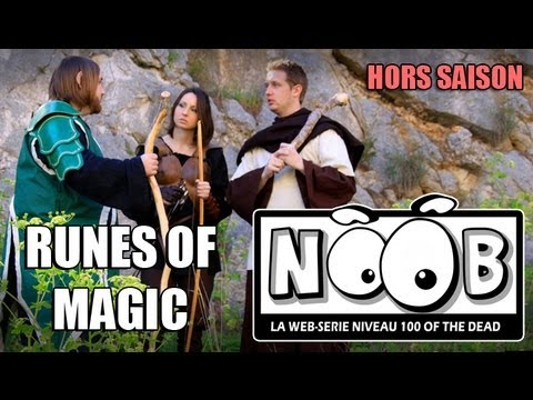 NOOB : oav 2 : RUNES OF MAGIC