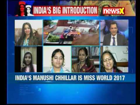 India's Manushi Chhillar wins Miss World 2017 pageant