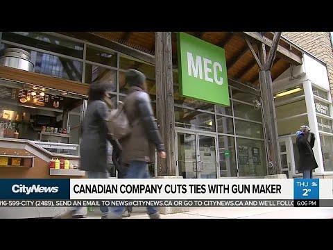 MEC To Stop Carrying Brands Tied To U.S. Gun-maker