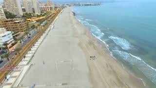 has visto alguna vez la playa muchavistasan juan de esta manera? 👀😲