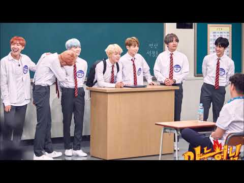 BTS On Knowing Brother Ep 94 Eng Sub Full HD