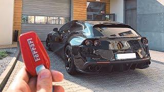 Uciekam Ferrari GTC4Lusso ZE SZPITALA!