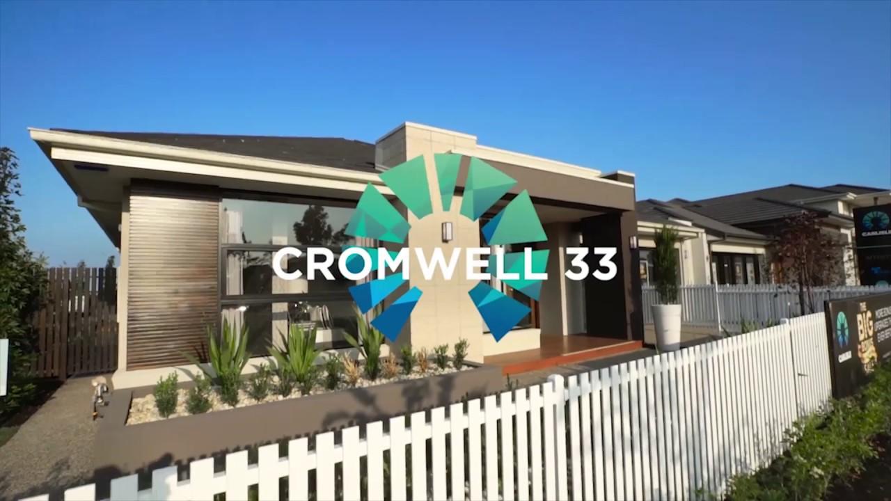 CROMWELL 33 - Carlisle Homes - YouTube