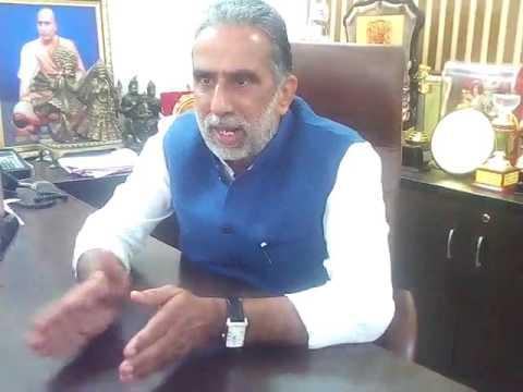 Minister & Faridabad MP Krishanpal Gurjar