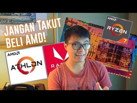 Panduan WAJIB Anti #SalahBeli CPU Laptop AMD! (2019)