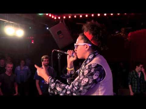 The Perpetual Tour - Austin, TX   Adrienne Mack-Davis   Austin Mic Exchange - SpiderHouse Ballroom