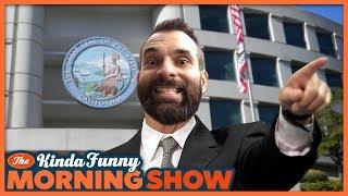 If Nick Was Governor - The Kinda Funny Morning Show 05.18.18