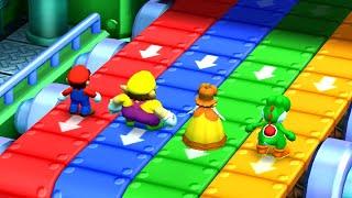 Mario Party: The Top 100 - Minigame Island (World 2-2 Gameplay Walkthough)