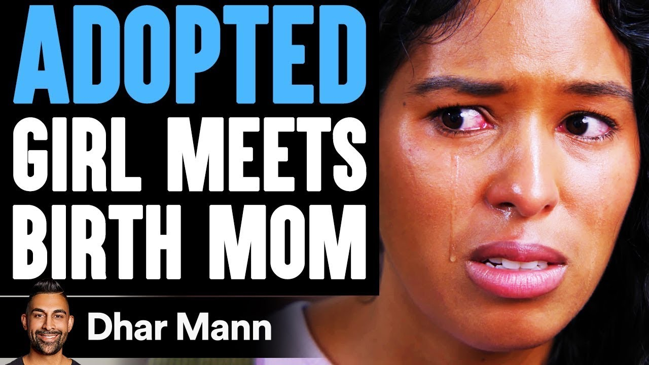 Download ADOPTED Girl Meets BIRTH MOM, What Happens Is Shocking   Dhar Mann