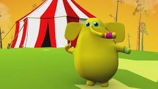 Un Elefante se Balanceaba - Rondas y Clásicos Infantiles | El Reino Infantil thumbnail