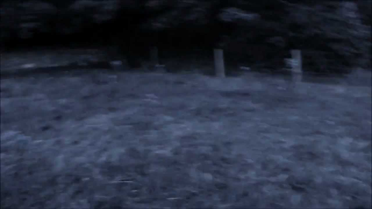 Real Slender Man Spotted In Forest Raw Footage Youtube