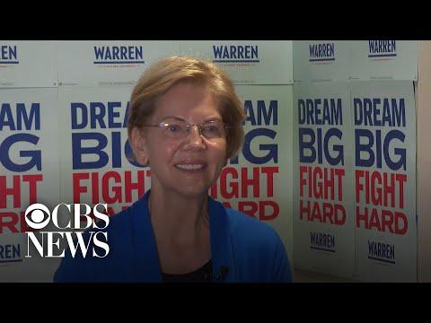 Elizabeth Warren talks about losing teaching job over pregnancy