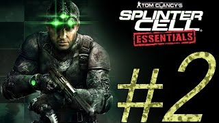 SPLINTER CELL ESSENTIALS PPSSPP PART 2.