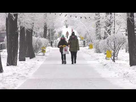 Погода на январь в Абакане - Абакан 24