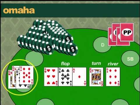Learn to play Omaha