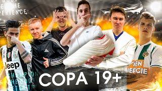 Copa 19+ в Милане /// ft. НЕЧАЙ, Герман, Гуркин, Олейник