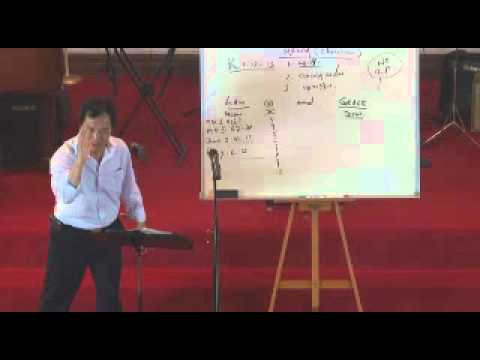 (TKC] #005:: NY CRUSADE 2011 TEACHING PART ONE By Rev. Peter Lilian