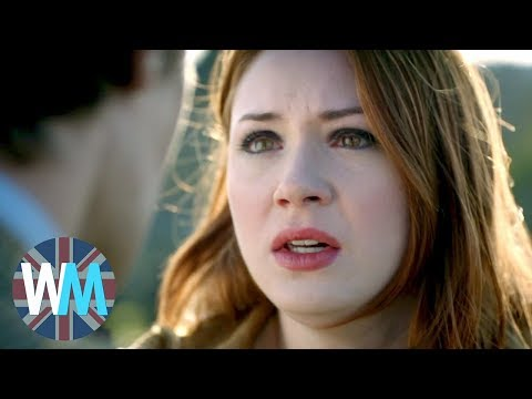 Top 10 Karen Gillan Moments