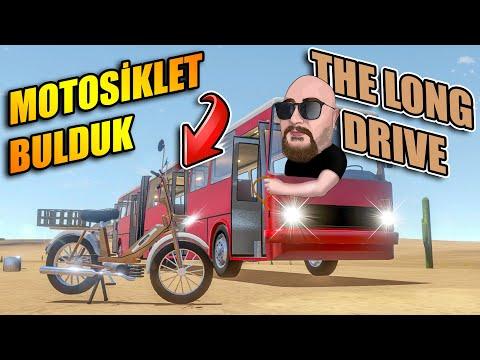 MOTOSİKLET BULDUK // OTOBÜS İÇİNDE MOTOSİKLET   THE LONG DRIVE #4 !!