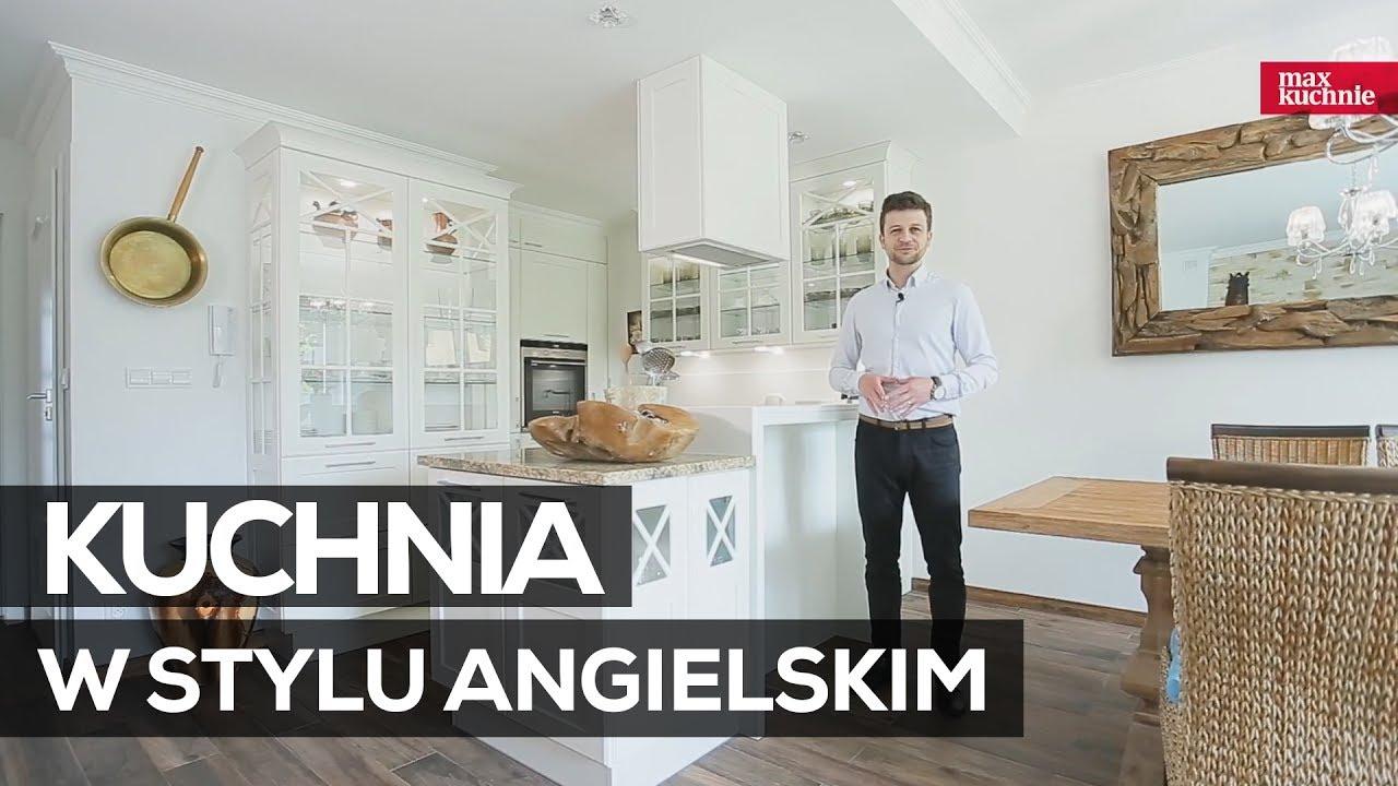 Kuchnia W Stylu Angielskim Studio Max Kuchnie Bb Bielsko Biała
