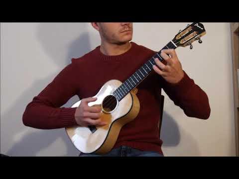 Trapped   Jake Shimabukuro ukulele cover