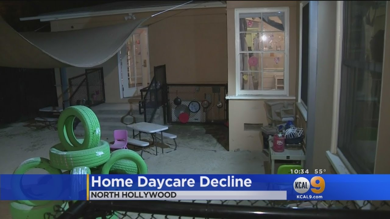 LA County Losing In-Home Daycare Centers To Red Hot Housing Market