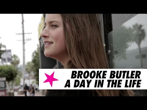 BROOKE BUTLER || A DAY IN THE LIFE