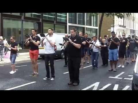 Gay Pride, London, 2014